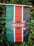 HAND WAVING FLAG - Kenya